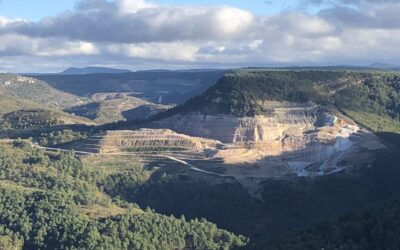 Potencia magazine awards Caobar for best mining action of 2020